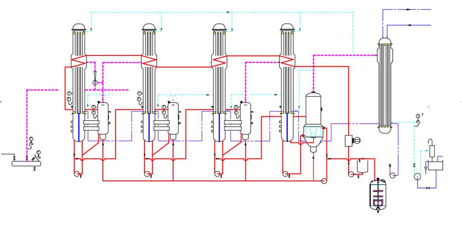 主要用于化工行业,金属矿业的冶炼,大型钢厂的酸洗废液,电厂的