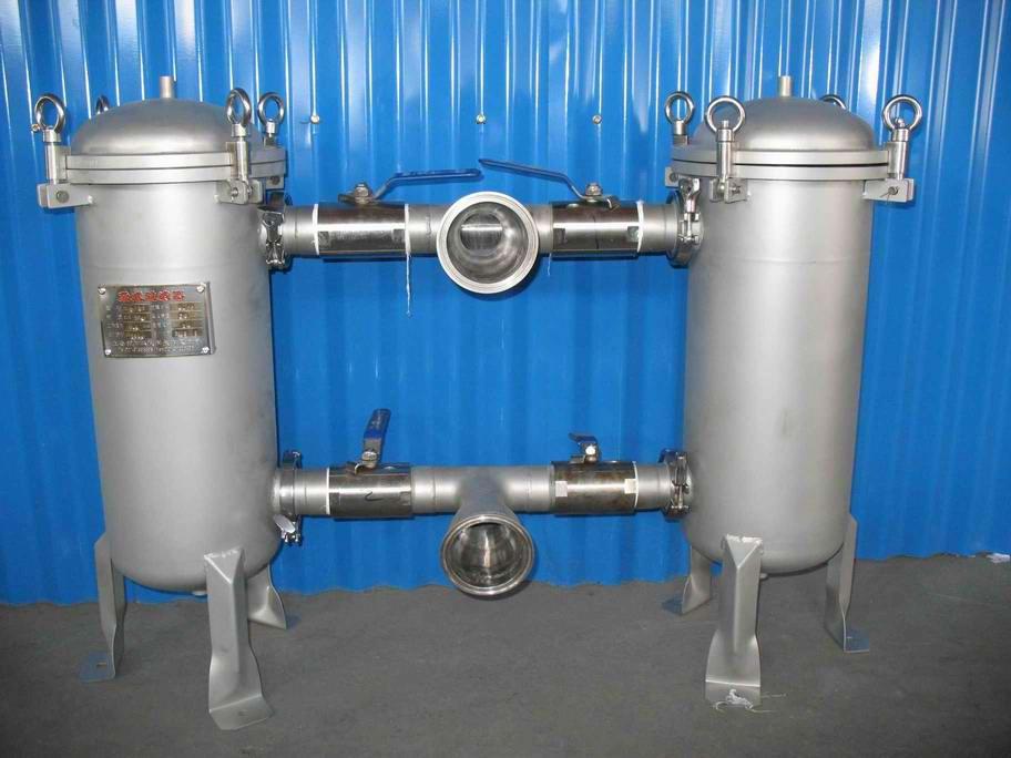 双联过滤器-产品报价-上海巨洁过滤设备有限公司
