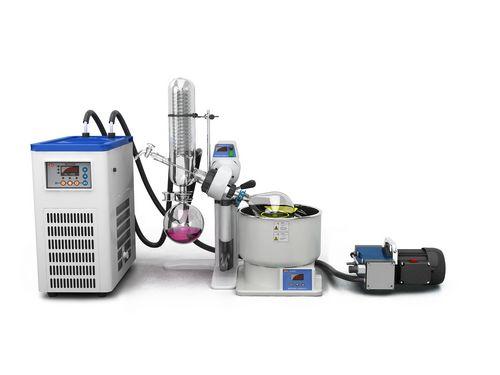循环冷却器为旋蒸降温