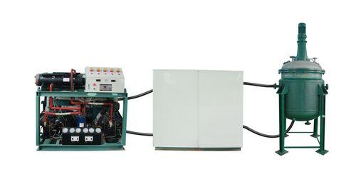 低温泵为反应釜降温