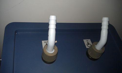 冷却水循环机接咀